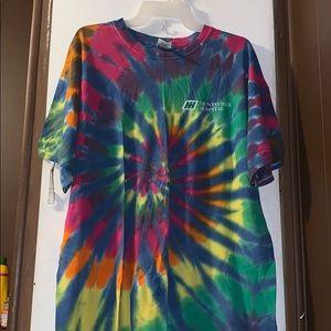 Tie Dye Huntsville Hospital Shirt